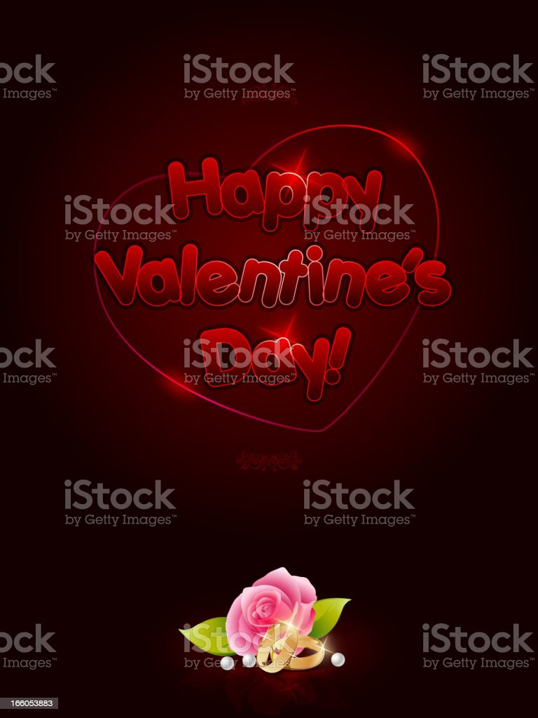 Valentine Background royalty-free valentine background stock vector art & more images of copy space