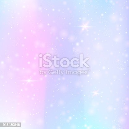istock Valentine background with pink glitter hearts. February 14th day. 918430848