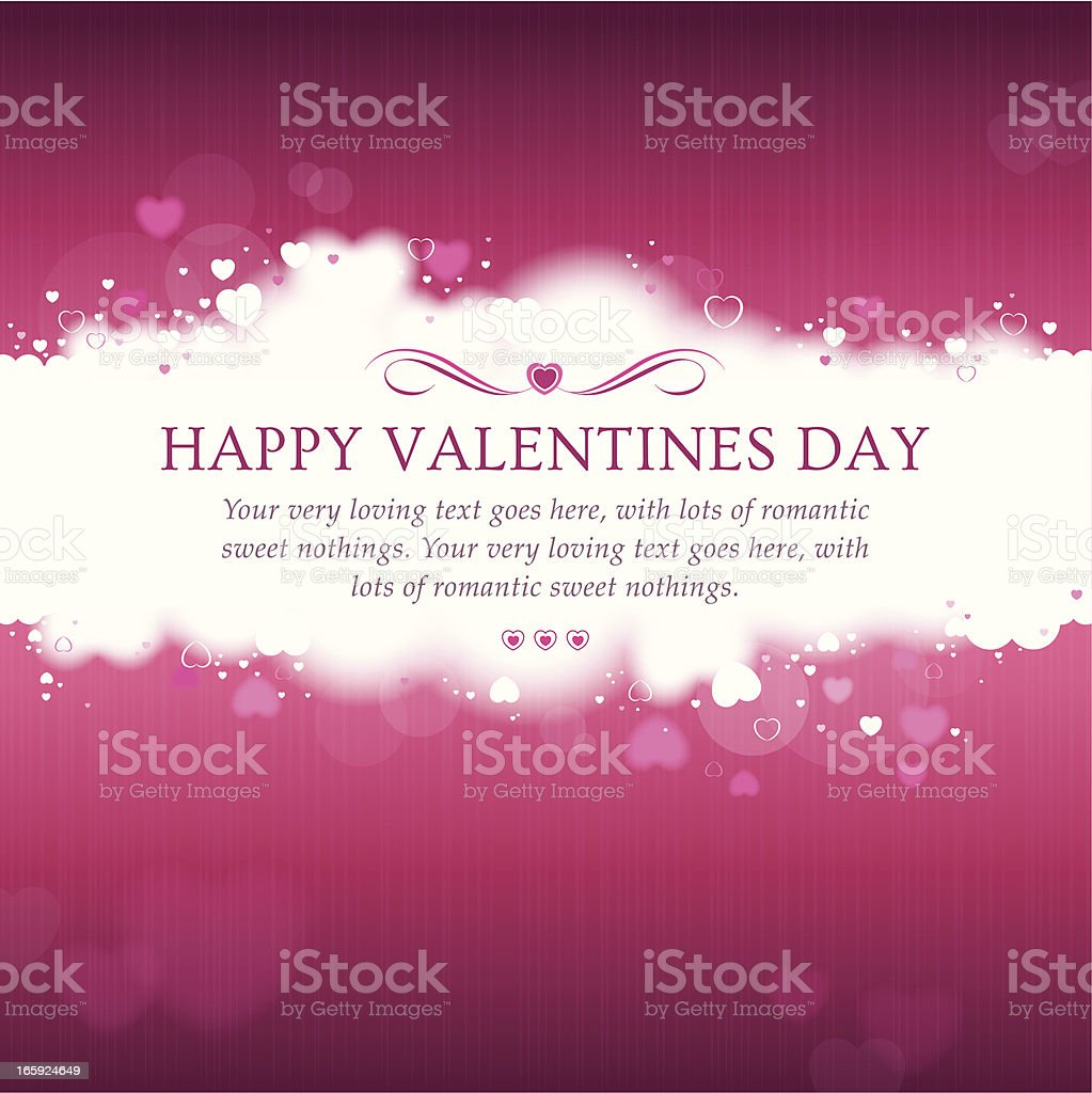 Valentine banner royalty-free valentine banner stock vector art & more images of backgrounds