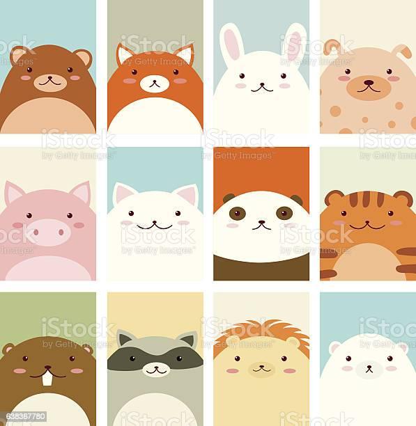 Valentine banner with cute animals vector id638367780?b=1&k=6&m=638367780&s=612x612&h=njupctuzqh0azjp578tecg0vbgoxtfb8kydu1rdmzn8=