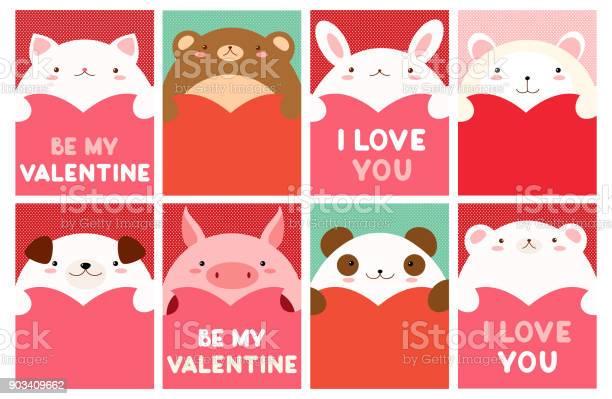 Valentine banner with cute animals vector id903409662?b=1&k=6&m=903409662&s=612x612&h=c2jirsaj h3tmdcaylk9tp4zkt6jshf8jkyjgzedmag=