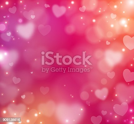 istock Valentine blur abstract background 909138616
