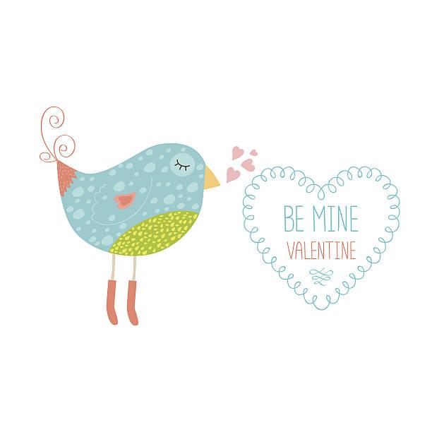 Carte de la Saint-Valentin - Illustration vectorielle