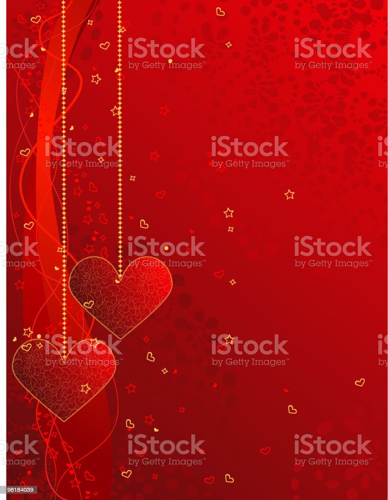 Valentine card royalty-free valentine card stock vector art & more images of abstract
