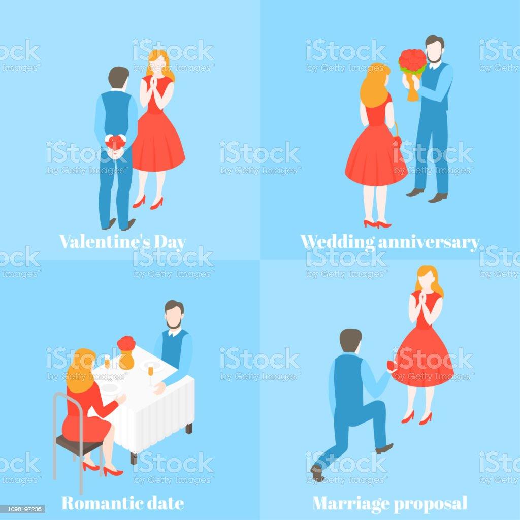 De Viering Van De Dag Van De Valentijnskaart Man Cadeau En