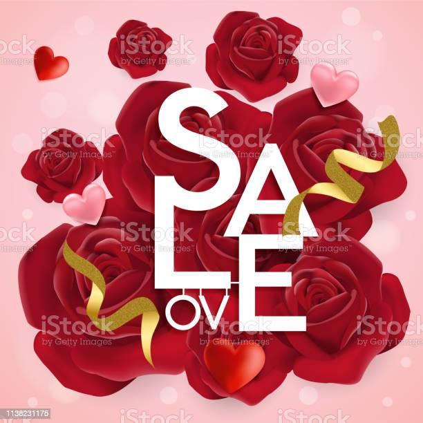 Valentine day celebration with red rose and gold ribbon vector id1138231175?b=1&k=6&m=1138231175&s=612x612&h=0ulrivuzqb19bigb2zqtxenblzvwkjurqo9xb12zg58=