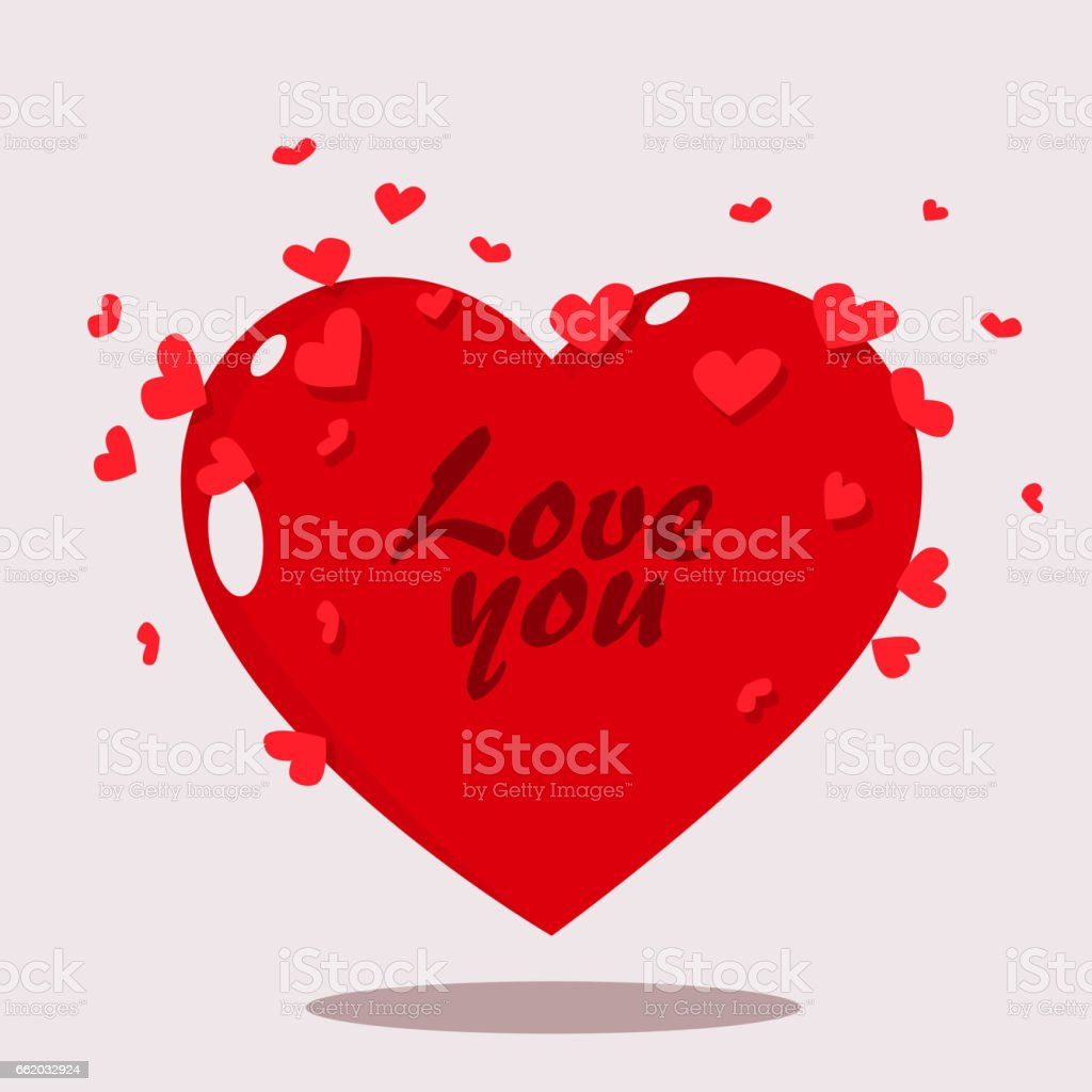 Valentine day heart. Clean clipart. royalty-free valentine day heart clean clipart stock vector art & more images of abstract