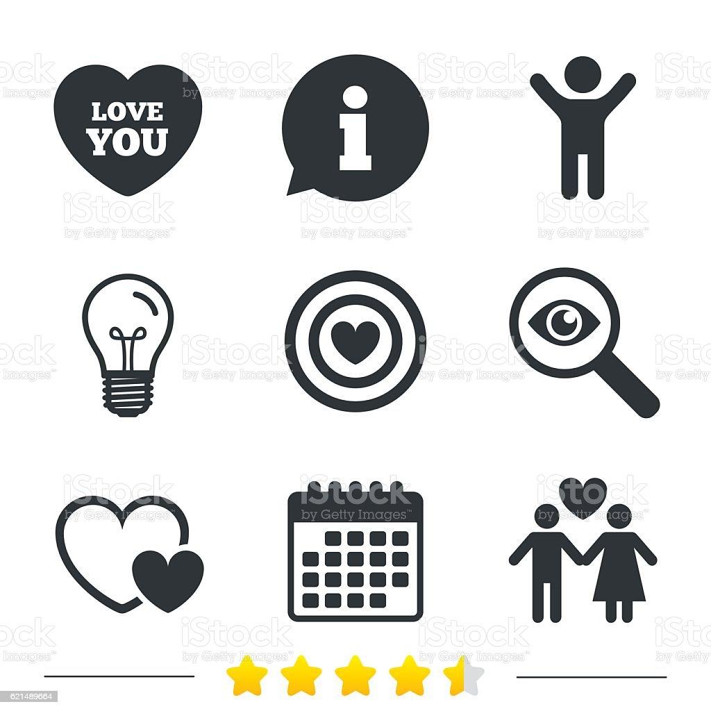 Valentinstag Liebe Symbole. Ziel-Ziel mit Herz. Lizenzfreies valentinstag liebe symbole zielziel mit herz stock vektor art und mehr bilder von abzeichen