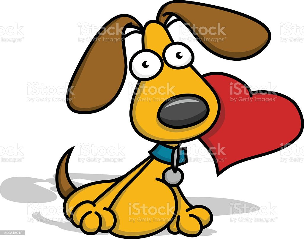 Valentine Puppy royalty-free valentine puppy stock vector art & more images of animal