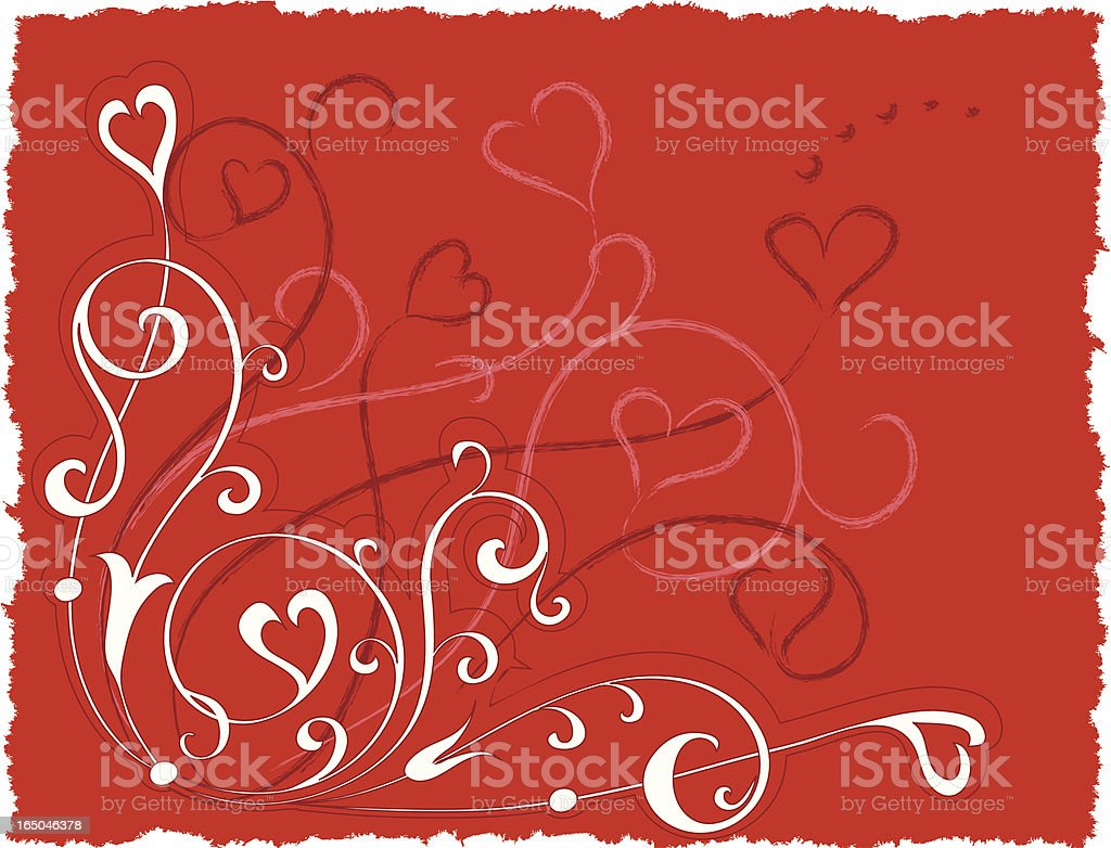 valentine's  background royalty-free valentines background stock vector art & more images of art and craft