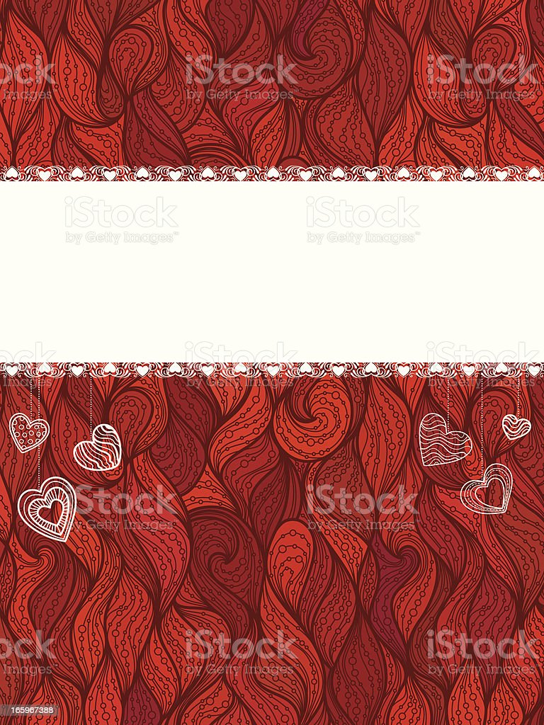 Valentine's background royalty-free valentines background stock vector art & more images of abstract