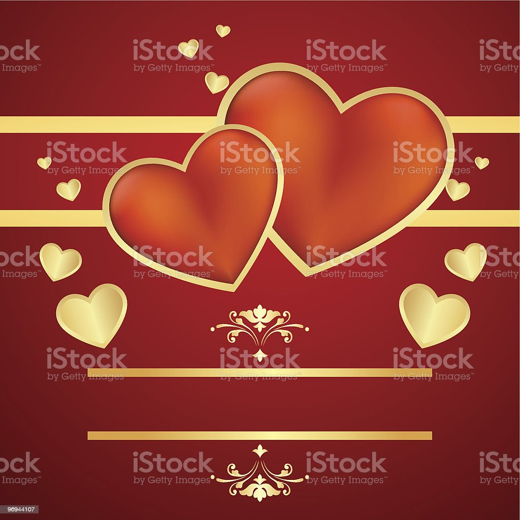 Valentines background royalty-free valentines background stock vector art & more images of abstract