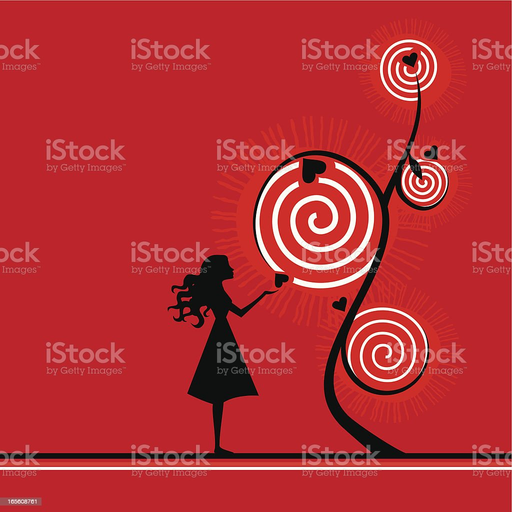 Valentine´s card royalty-free valentines card stock vector art & more images of abstract