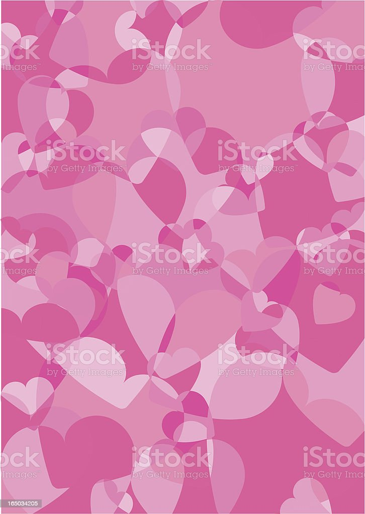 Valentine's Day Background 4 royalty-free stock vector art