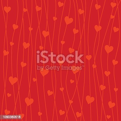 istock Valentine's Day background . 1090380518
