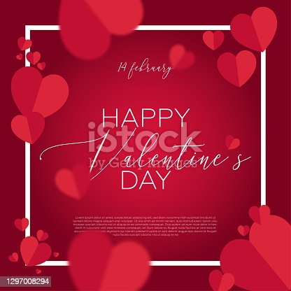 istock Valentines Day Background 1297008294