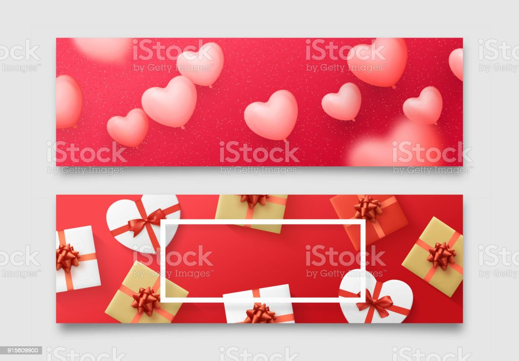 Valentines day banner posters greeting cards headers website stock valentines day banner posters greeting cards headers website royalty free valentines m4hsunfo