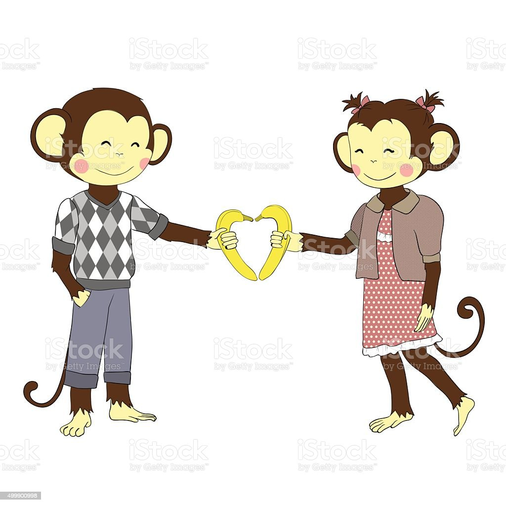 amore scimmia dating
