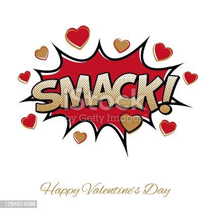 istock Valentines Day Card. 1294614398
