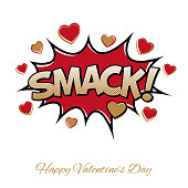 istock Valentines Day Card. 1294614398