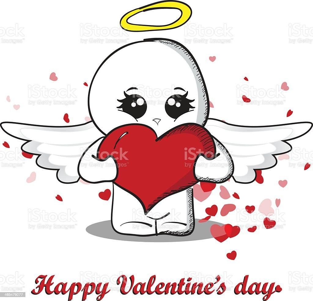 Carte de la Saint-Valentin carte de la saintvalentin – cliparts vectoriels et plus d'images de abstrait libre de droits