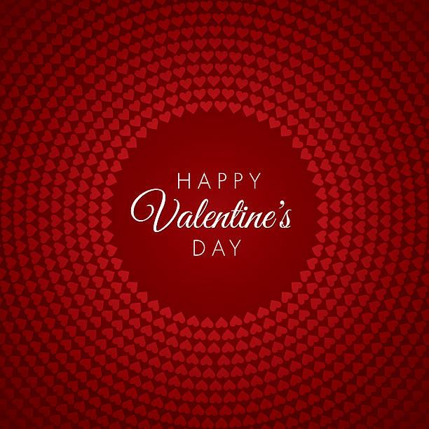ilustraciones, imágenes clip art, dibujos animados e iconos de stock de tarjeta del día de san valentín - día de san valentín