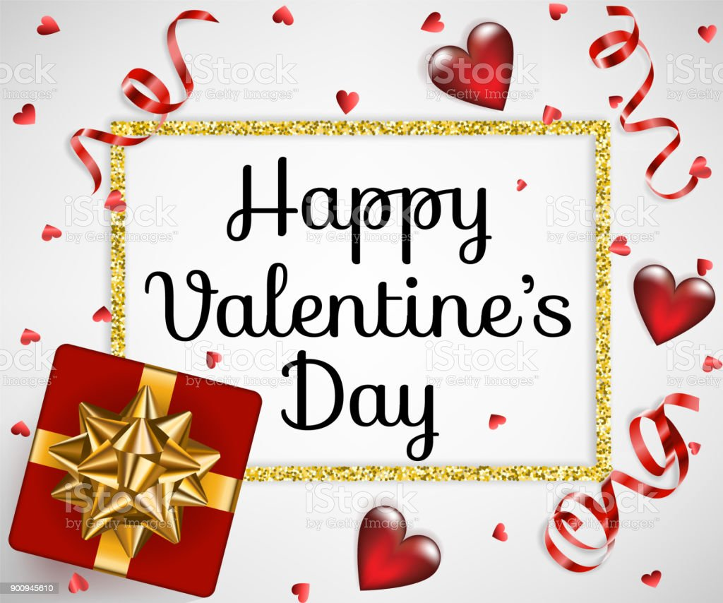 valentines day card royalty free stock vector art