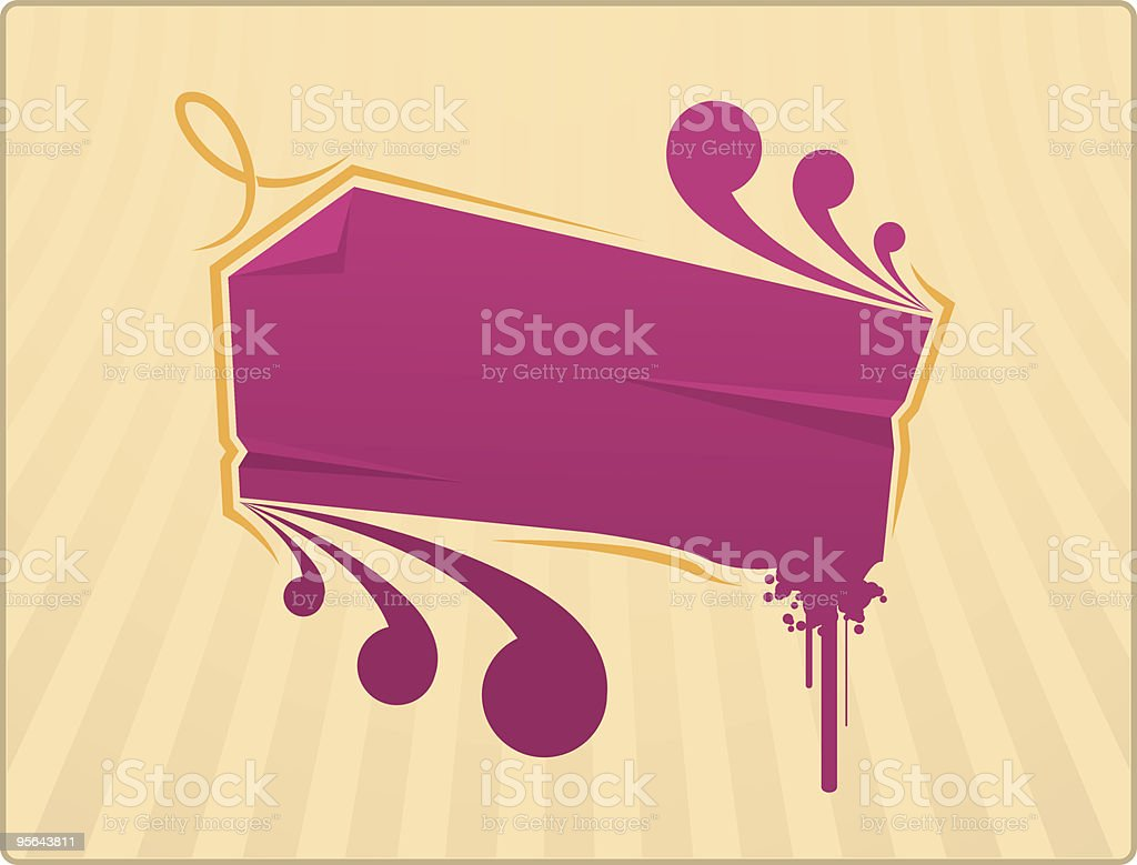 Valentines day card royalty-free stock vector art