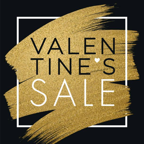 illustrazioni stock, clip art, cartoni animati e icone di tendenza di valentine's day design for advertising, banners, leaflets and flyers - love word