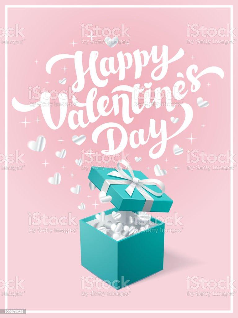Carte De Voeux Saint Valentin Heureuse Saint Valentin Texte