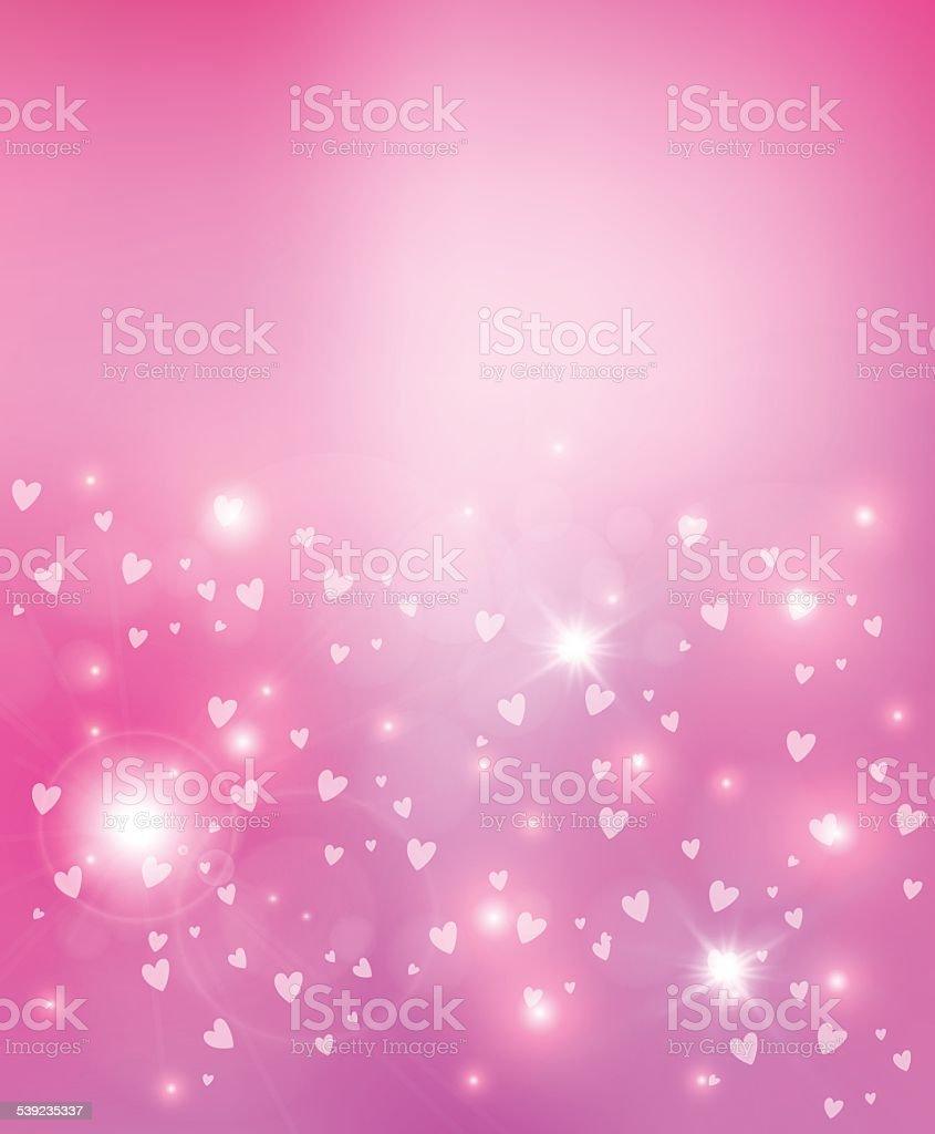 Dia dos Namorados coração de Fundo Abstrato ilustração de dia dos namorados coração de fundo abstrato e mais banco de imagens de 2015 royalty-free