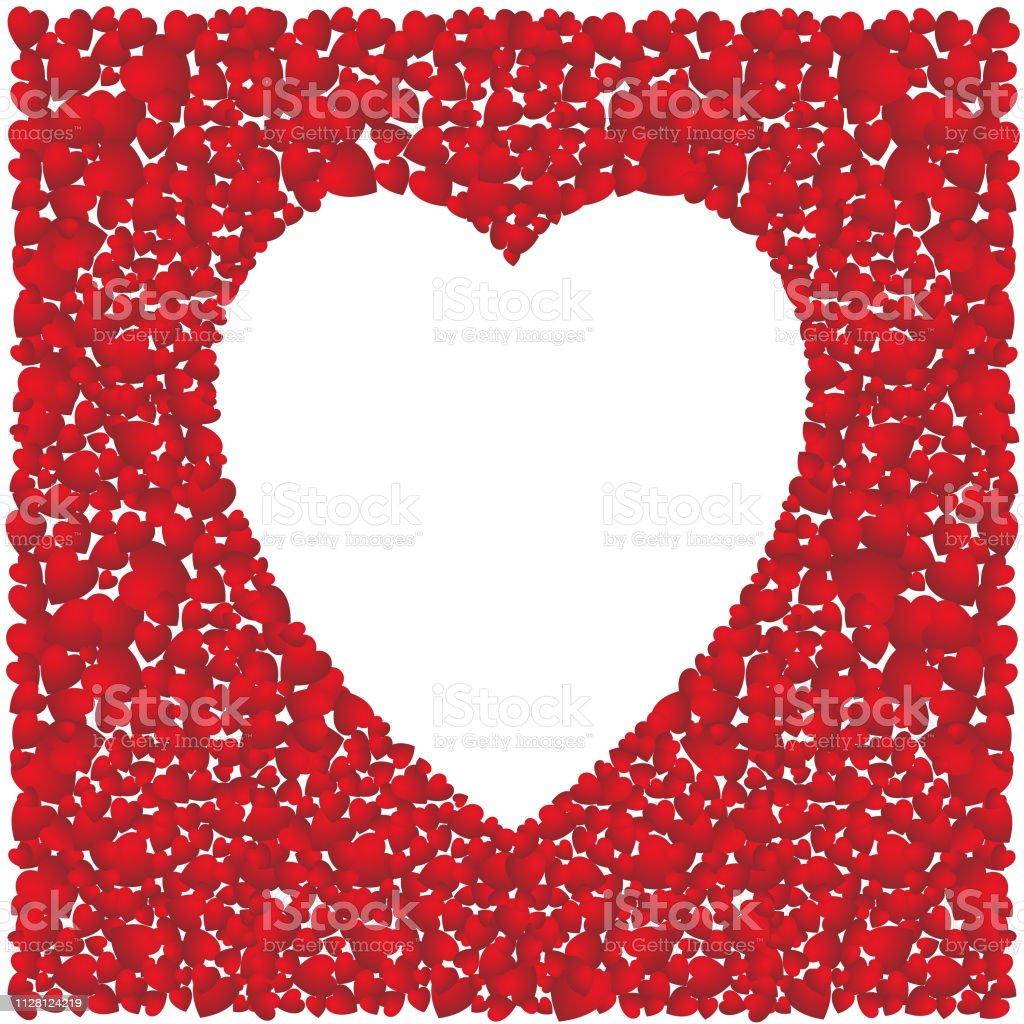 0832a2741fe1a5 Vetores de Coração Dia Dos Namorados Fundo De Coração Decorativo Com ...