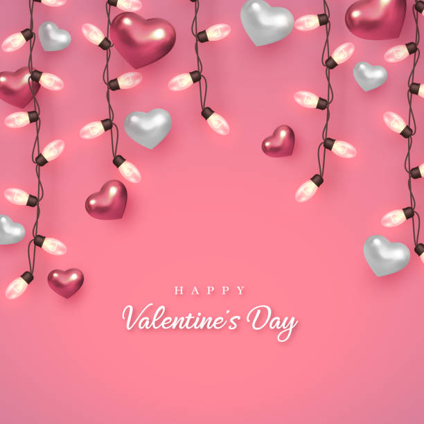 valentines day holiday design. - valentine card stock illustrations