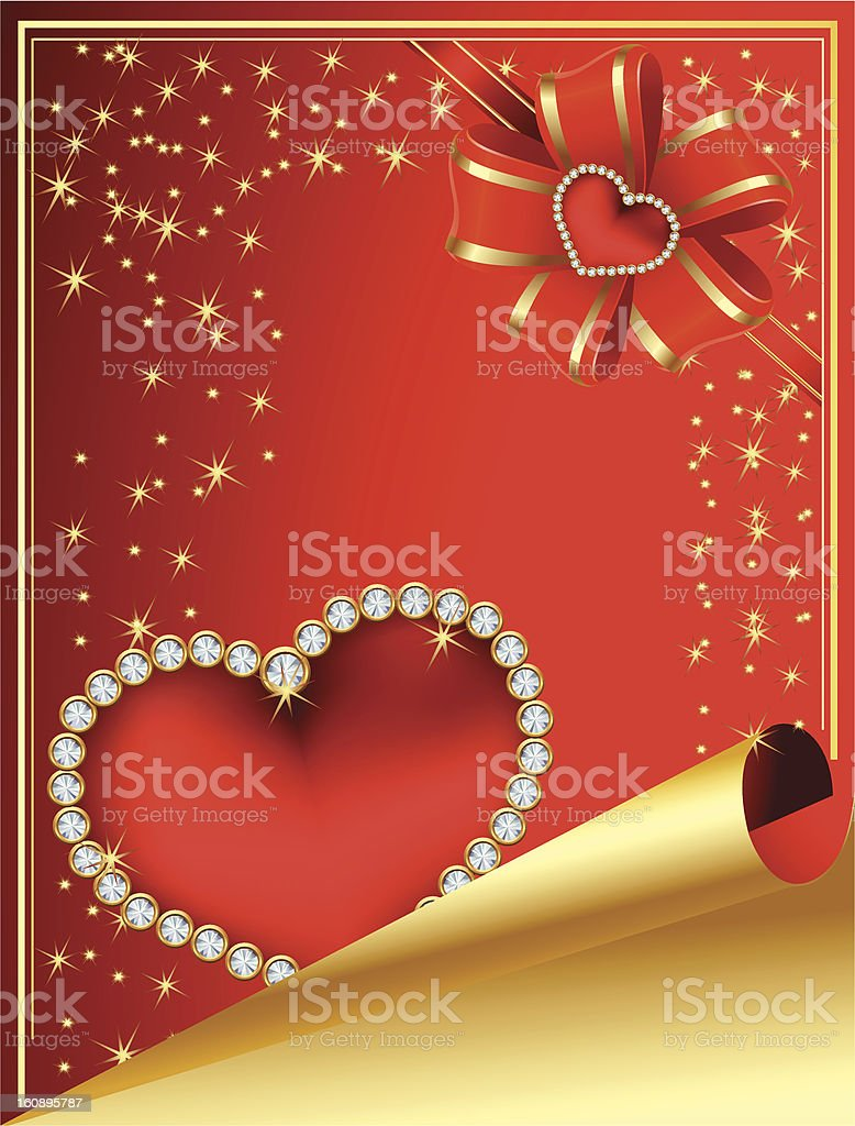 Valentine's Day royalty-free valentines day stock vector art & more images of abstract