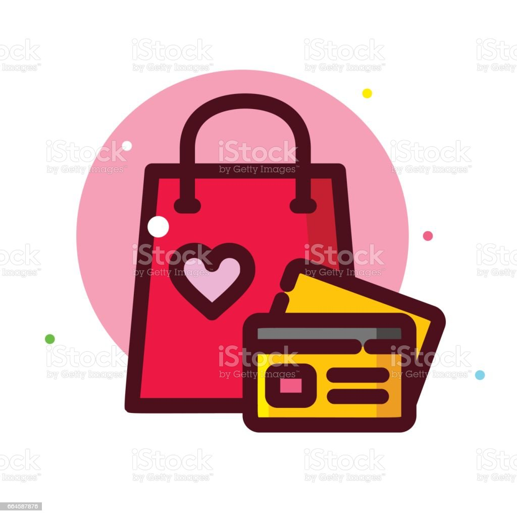 Valentine's Day, vector illustration royalty-free valentines day vector illustration stock vector art & more images of art