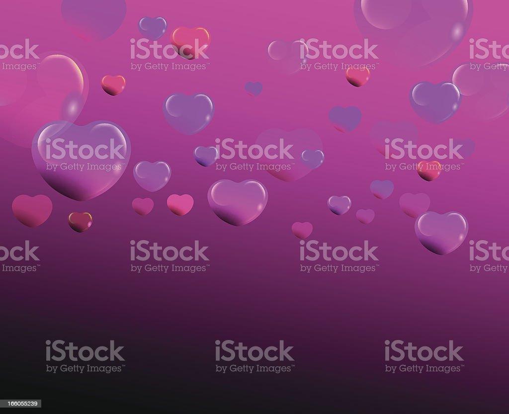 valentines hearts background royalty-free valentines hearts background stock vector art & more images of celebration