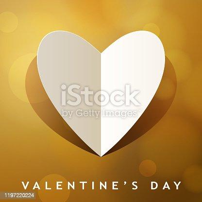 Valentine's Love Paper Craft