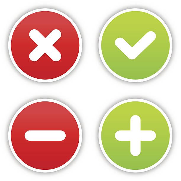 Validierung sticker label satin-Symbol Runde Internet Knopf shadow – Vektorgrafik