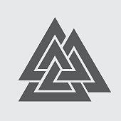 Valknut Icon