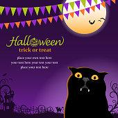 Vampire Cat Party