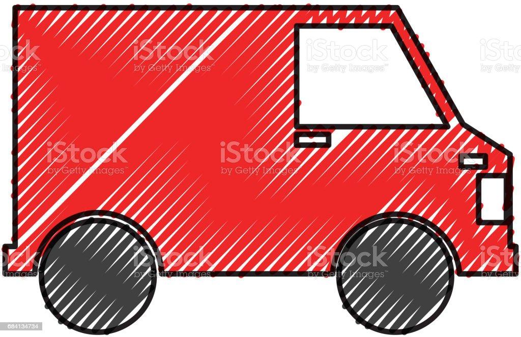 van delivery service icon van delivery service icon - stockowe grafiki wektorowe i więcej obrazów biznes royalty-free
