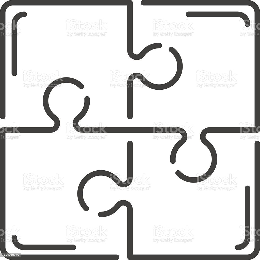 Various sizes set jigsaw puzzle blank template or cutting for Puzzle cutting board plans