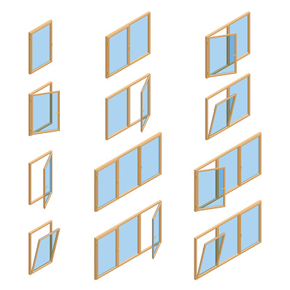 Various windows types