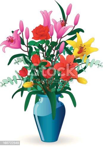 istock vase of flowers 165722545