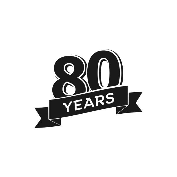 Download 80th Anniversary Illustrations, Royalty-Free Vector ...