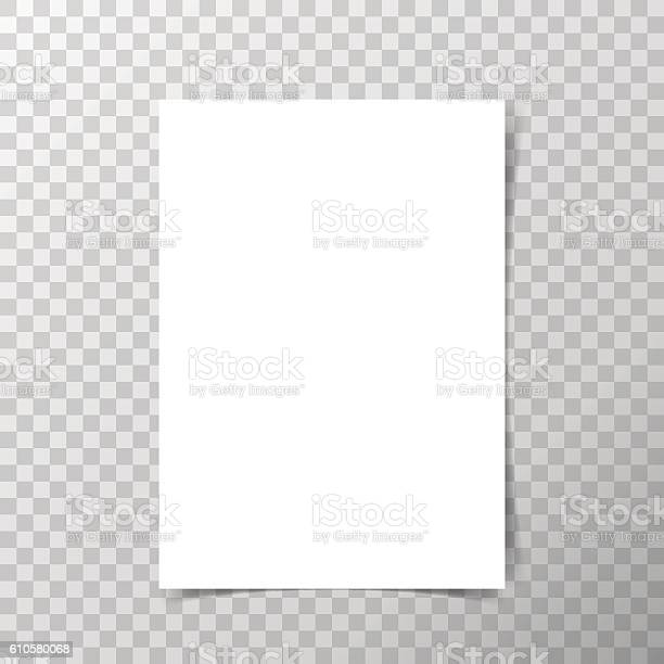 Vector a4 format paper with shadows on transparent background vector id610580068?b=1&k=6&m=610580068&s=612x612&h=yv4 m6gfaxyruiztaggfn0n 8bcdenrlm69az7qe7nw=