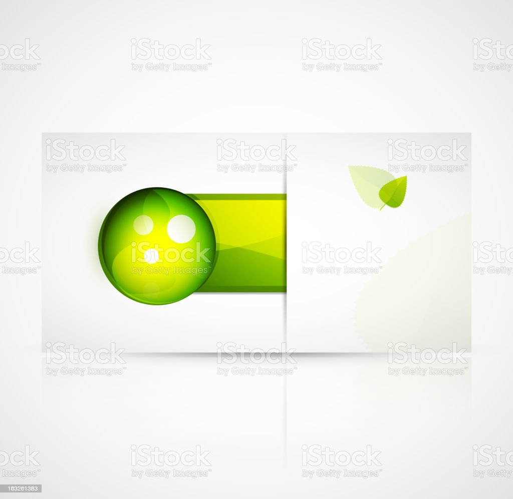 Vector absract futuristic background royalty-free stock vector art