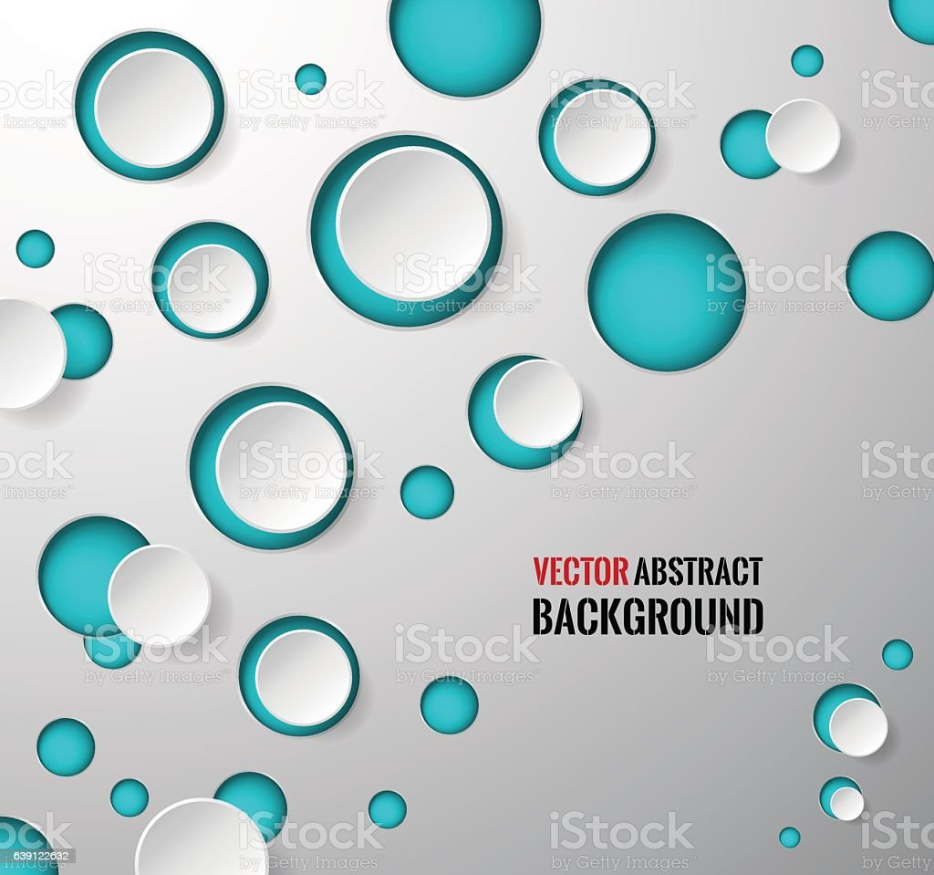 Colorful abstract design background vector art free vector - Vector Abstract Background Circle Round Colored Bubbles Wallpaper Royalty Free Stock Vector Art