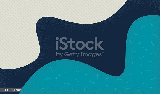 Vector abstract background in pop art style Colorful illustration spotty pattern.