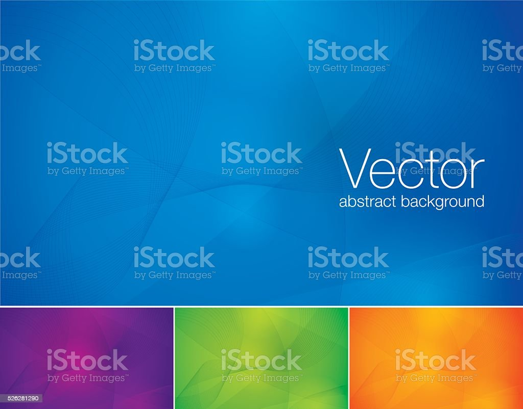 Vetor Fundo Abstrato - ilustração de arte em vetor